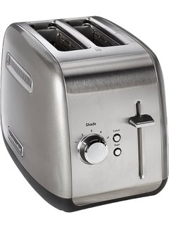 KitchenAid 2-Slice Toaster - Contour Silver