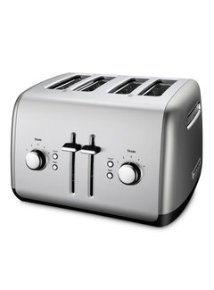 KitchenAid 4-Slice Toaster - Contour Silver