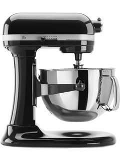KitchenAid 6 QT Professional 600 Stand Mixer - Onyx Black
