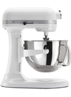 KitchenAid 6 QT Professional 600 Stand Mixer - White