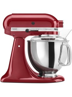 KitchenAid 5 QT Artisan Stand Mixer - Empire Red