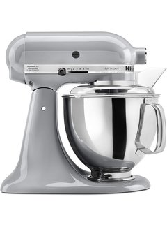 KitchenAid 5 QT Artisan Stand Mixer - Metallic Chrome