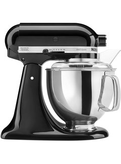 KitchenAid 5 QT Artisan Stand Mixer - Onyx Black