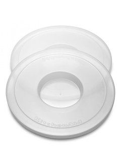 KitchenAid Non-Sealing Bowl Cover 2 pk (for 4.5 QT & 5 QT Mixer)