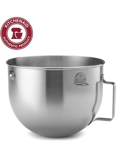 KitchenAid 5 QT Wide Bowl, SS (for 5 QT Bowl Lift)