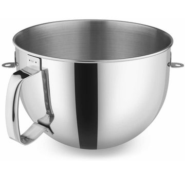 KitchenAid 6 QT Bowl SS with Handle