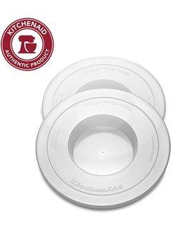 KitchenAid Non-Sealing Bowl Cover 2 pk (for 6 QT Mixer)
