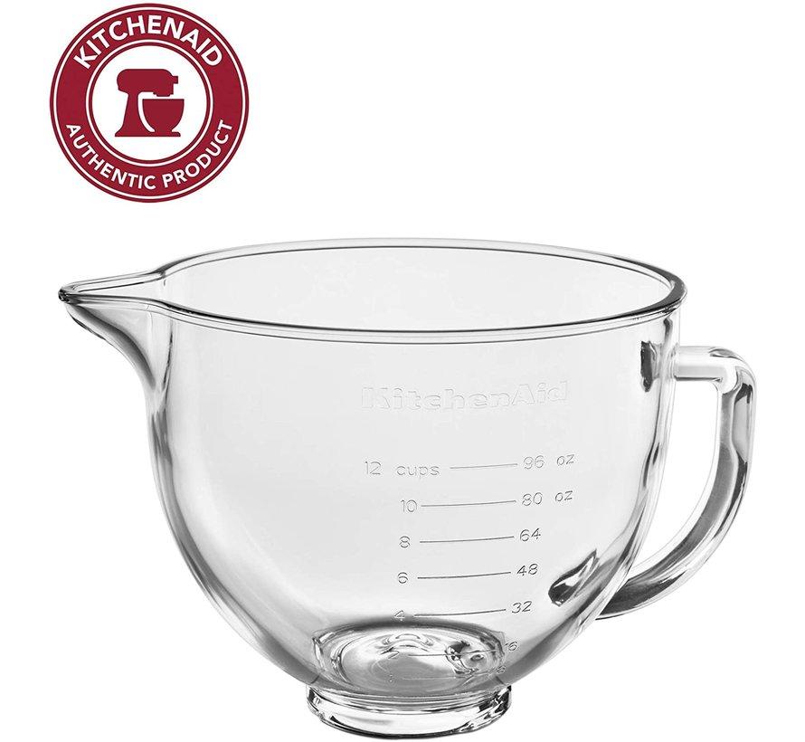 5 QT Glass Bowl (for 5 QT Tilt Head)