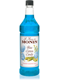 Monin Blue Cotton Candy Syrup