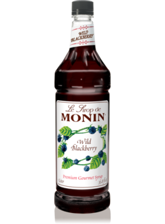 Monin Wild Blackberry Syrup