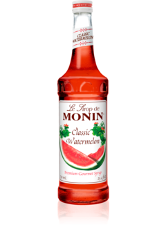 Monin Classic Watermelon Syrup