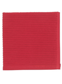 Now Designs Red Ripple Dish Cloth - Set of 2