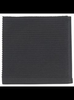 Now Designs Black Ripple Dish Cloth - Set of 2