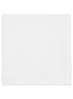 Now Designs White Ripple Dish Cloth - Set of 2
