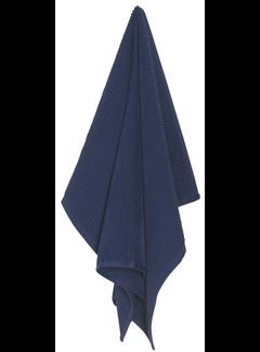 Now Designs Indigo Ripple Kitchen Towel
