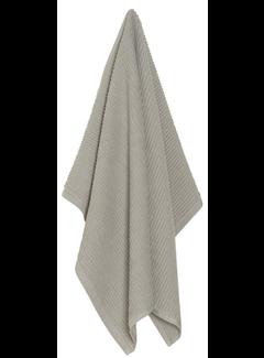 Now Designs London Gray Ripple Kitchen Towel