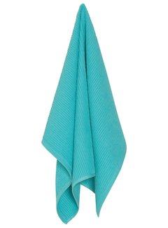 Now Designs Bali Blue Ripple Kitchen Towel