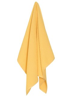 Now Designs Lemon Ripple Kitchen Towel