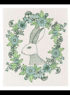 Now Designs Spring Hop Swedish Dishcloth