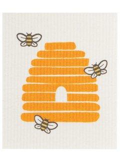 Now Designs Bee Kind Swedish Dishcloth