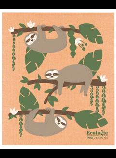 Now Designs Sybil Sloth Swedish Dishcloth