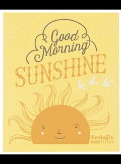 Now Designs Good Morning Sunshine Swedish Dishcloth