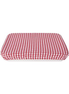 Now Designs Gingham Baking Dish Cover