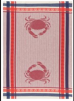 Now Designs Crab Jacquard Dishtowel