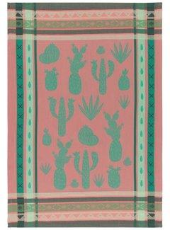 Now Designs Cacti Jacquard Dishtowel