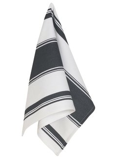 Now Designs Black Symmetry Dish Towel
