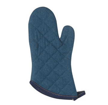 Now Designs Stone Washed Denim Superior Oven Mitt
