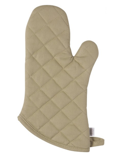 Now Designs Sandstone Superior Oven Mitt