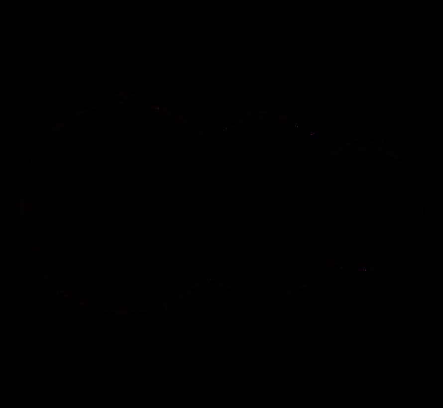 Black Silicone 3pc Bowl Cover Set