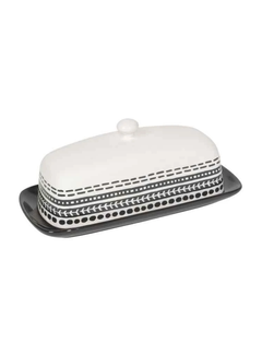 Now Designs Canyon Butter Dish