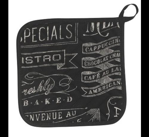 Now Designs Chalkboard Potholder