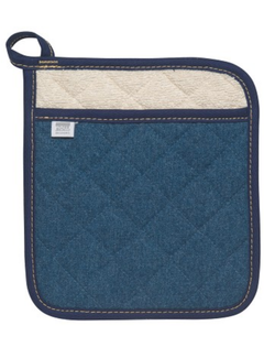 Now Designs Denim Superior Potholder