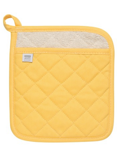 Now Designs Lemon Superior Potholder