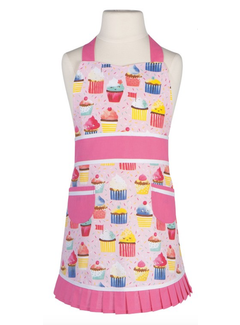 Now Designs Sally Cupcakes Kid's Apron