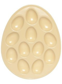 Now Designs Yellow Egg Tray