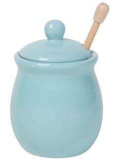 Now Designs Honey Pot - Egg Shell