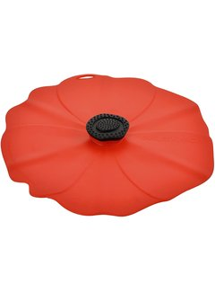 Charles Viancin Poppy Lid 11'' (Red)
