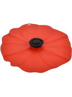 Charles Viancin Poppy Lid 8'' (Red)