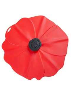 Charles Viancin Poppy Lid 13'' (Red)