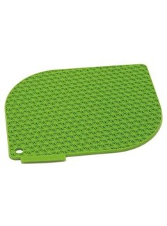 Charles Viancin Honeycomb Pot Holder - Bamboo Green
