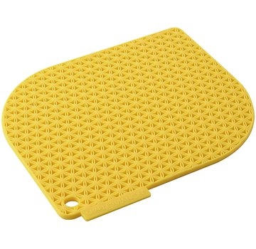 Charles Viancin Honeycomb Pot Holder - Yellow