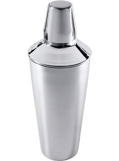 Amco Cocktail Shaker, Stainless Steel 28 oz