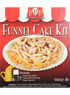 Fun Pack Foods Funnel Cake Kit