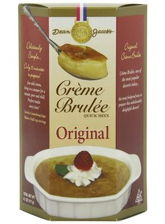 Dean Jacob's Creme Brulee Mix Original