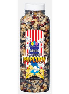 Fun Pack Foods Multi Sunburst Popcorn