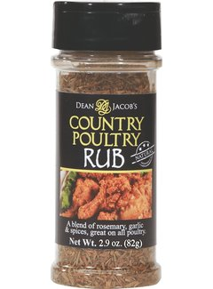 Dean Jacob's Country Poultry Rub